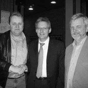 SPD Rahden gratuliert Achim Post