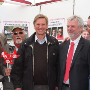 Freundschaft nach Niedersachsen wird gepflegt