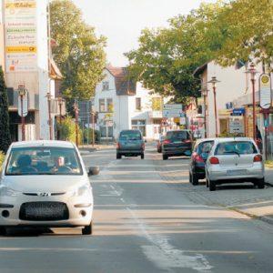 NW Foto: Sanierung der Marktstrasse in 2012 verschoben - SPD Kritik