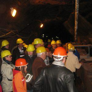 Bergwerkmuseum Kleinenbremen unter Tage