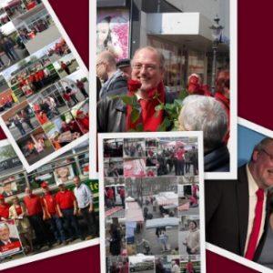 NRW2012 Wahlkampf Impressionen