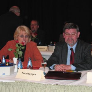 Roland Engels wurde gewählt