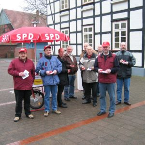 SPD Ostereieraktion 2004