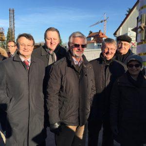 2016-11-29 SPD Grundstein
