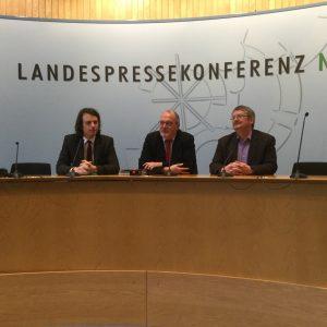Podiumsdiskussion im Landtag