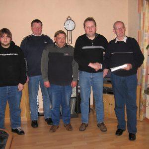 SPD Ortsverein Pr. Ströhen JHV 2006