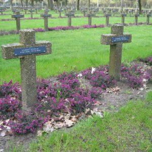 Soldatenfriedhof Lommel 1