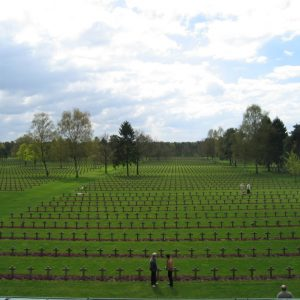 Soldatenfriedhof Lommel 2
