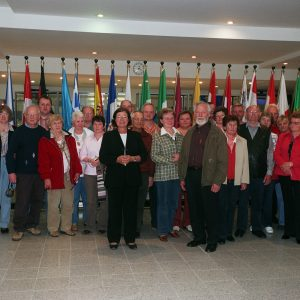 Gruppenbild Europaparlament 2006
