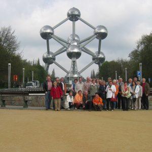 Gruppenbild Brüssel 2006