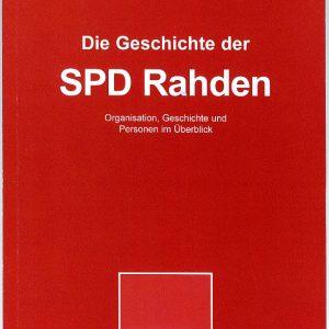Buch die Geschichte der SPD Rahden
