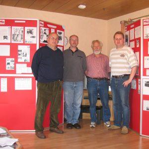 Stellwänder über die SPD geschichte wurden erstellt
