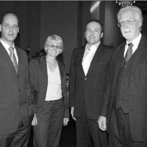 Unsere vier SPD Kandidaten für die Landratswahl 07!