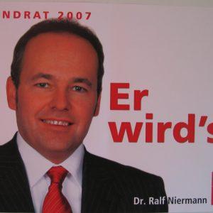 Dr. Ralf Niermann Er wird´s!