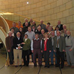 Besuch im Düsseldorfer Landtag