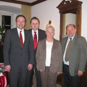 Rahdener SPD zu Gast auf der 80er Jubiläumsfeier in Pr. Oldendorf