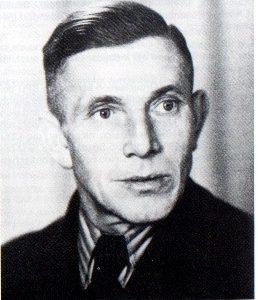 Heinrich Strieker aus Rahden, SPD Mann der 1. Stunde
