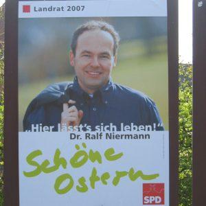 Schöne Ostern Dr. Ralf Niermann