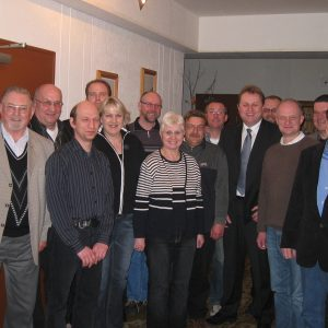 Der neue Vorstand des SPD Stadtverband Rahden
