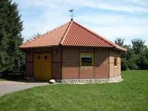 Göpelhaus in Sielhorst