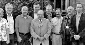 Starke westfälische Präsenz: Auch zahlreiche Vertreter von Verwaltungen und Ratsmitglieder aus dem Lübbecker Land waren nach Sulingen gekommen. Auf dem Foto fehlt Hans-Heinrich Bunke aus Lübbecke.