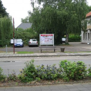 2009-07-11 Standort SPD Schaukasten