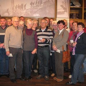 SPD Ortsverein Wehe besucht Auswandererhaus in Bremerhaven.