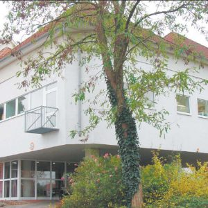 Krankenhaus Rahden (Foto WB)
