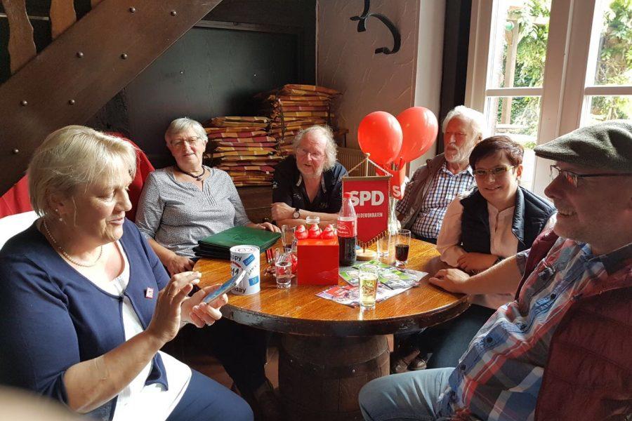 Frühschoppen des SPD Ortsvereins Rahden mit MdB Achim Post › SPD Rahden