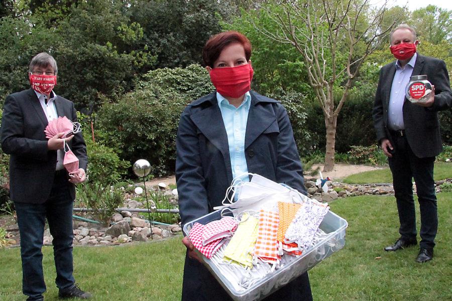 Muttertagsaktion Mundschutzmasken