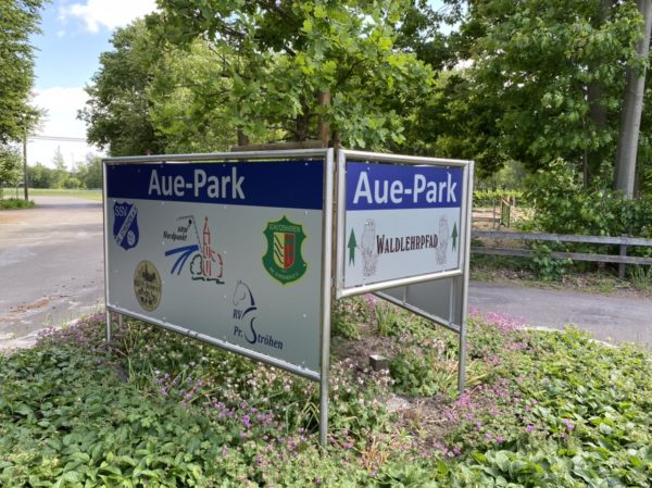 Sportgelände Aue-Park