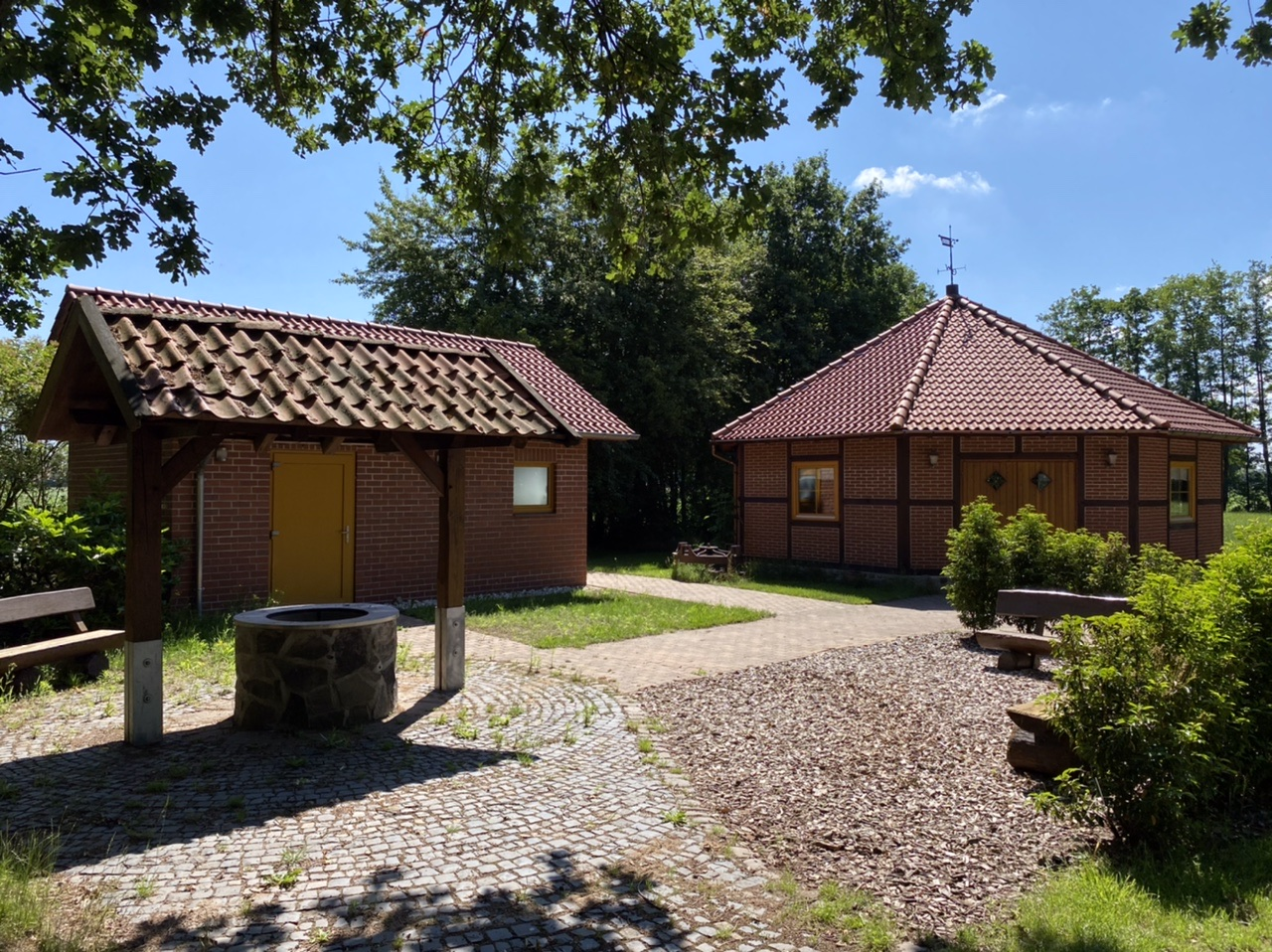 Anlage Göpelhaus