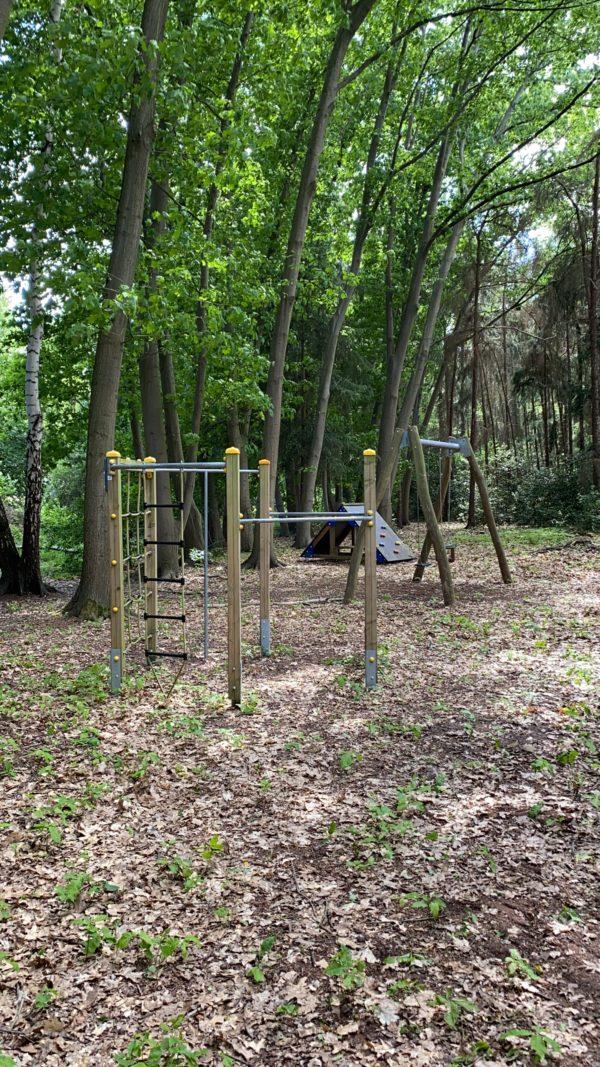 Spielplatz im Speukebusch