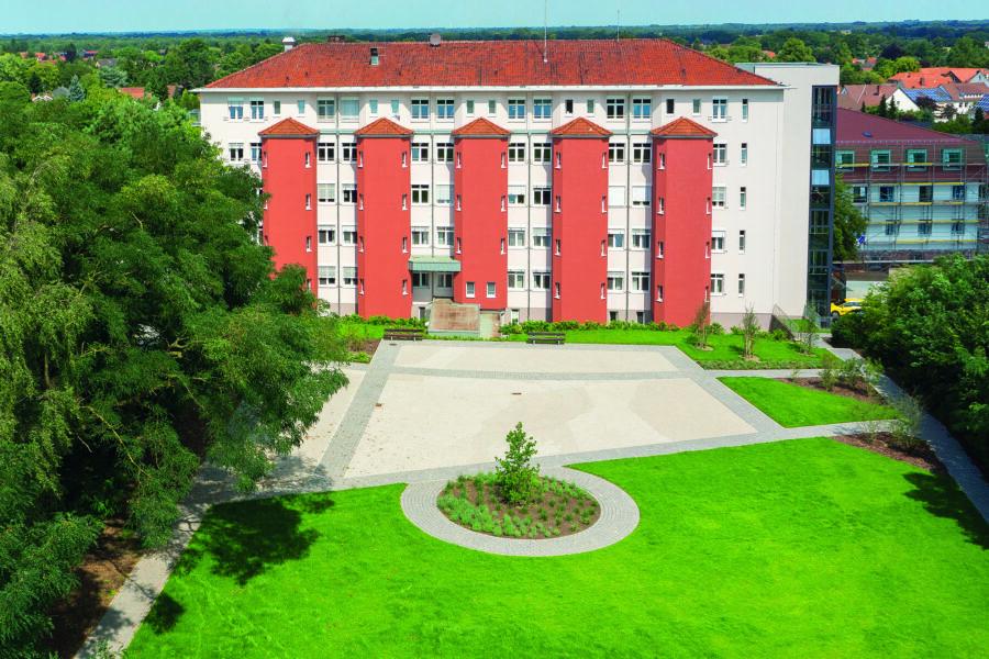 Krankenhaus Rahden